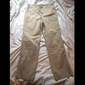 Eddie Bauer Cotton Pants